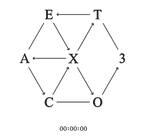 [SHARE PNG] EXO EX'ACT Logo PNG