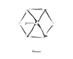 [SHARE PNG] EXO Monster Logo PNG