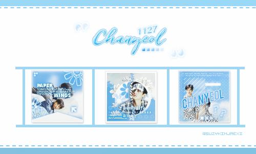 [SHARE PSD] Chanyeol #Ceci Magazine @EXO by SuzyKimJaeXi
