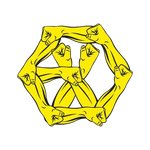[SHARE PNG] EXO The War: 'Power' Logo PNG @1