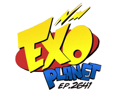 [SHARE PNG] EXO Planet: 'Power' Logo PNG @2 by SuzyKimJaeXi