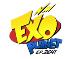 [SHARE PNG] EXO Planet: 'Power' Logo PNG @2
