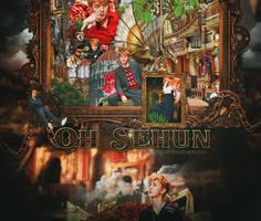 [SHARE PSD] Sehun #ELLE Magazine @EXO by SuzyKimJaeXi