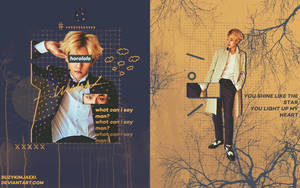 [SHARE PSD] Baekhyun #What can i say man 0506 @EXO by SuzyKimJaeXi
