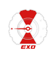 [SHARE PNG] #Dont_mess_up_my_tempo logo png @EXO by SuzyKimJaeXi