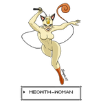 Zubatman TAS: Meowth-Woman
