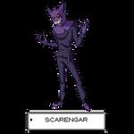 Zubatman TAS: Scarengar by Spoglio91