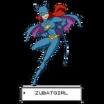 Zubatman TAS: Zubatgirl