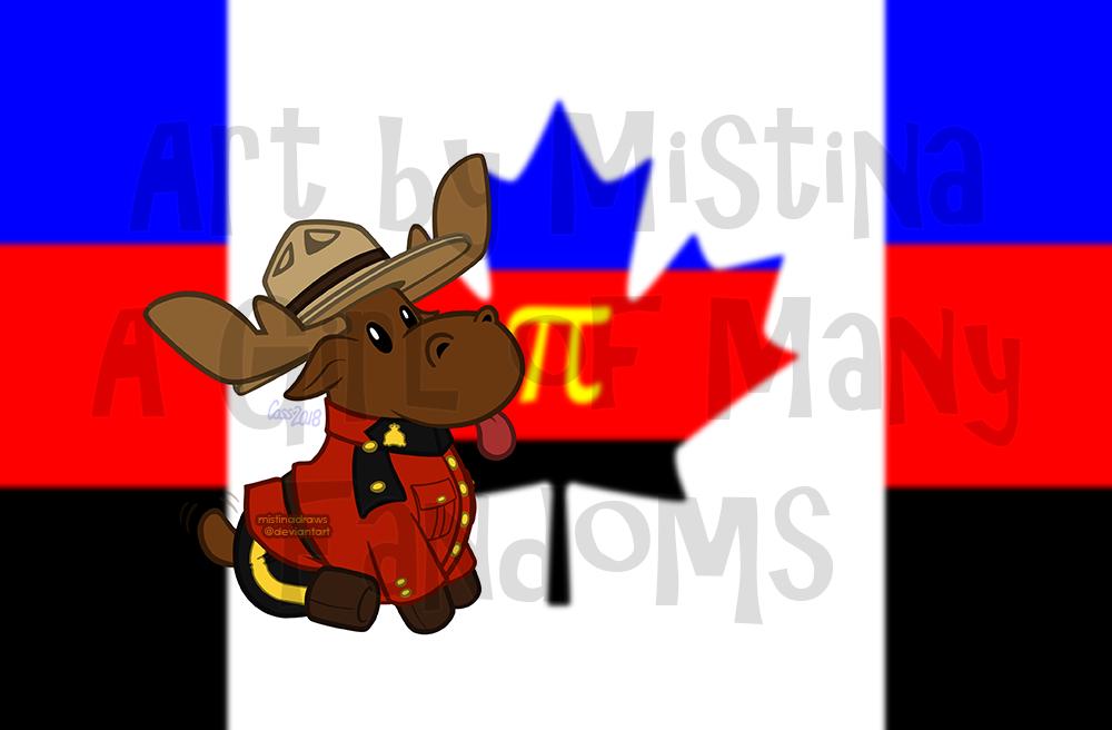 Mountie Moose: PRIDE REMIX! (#10 Polyamory)