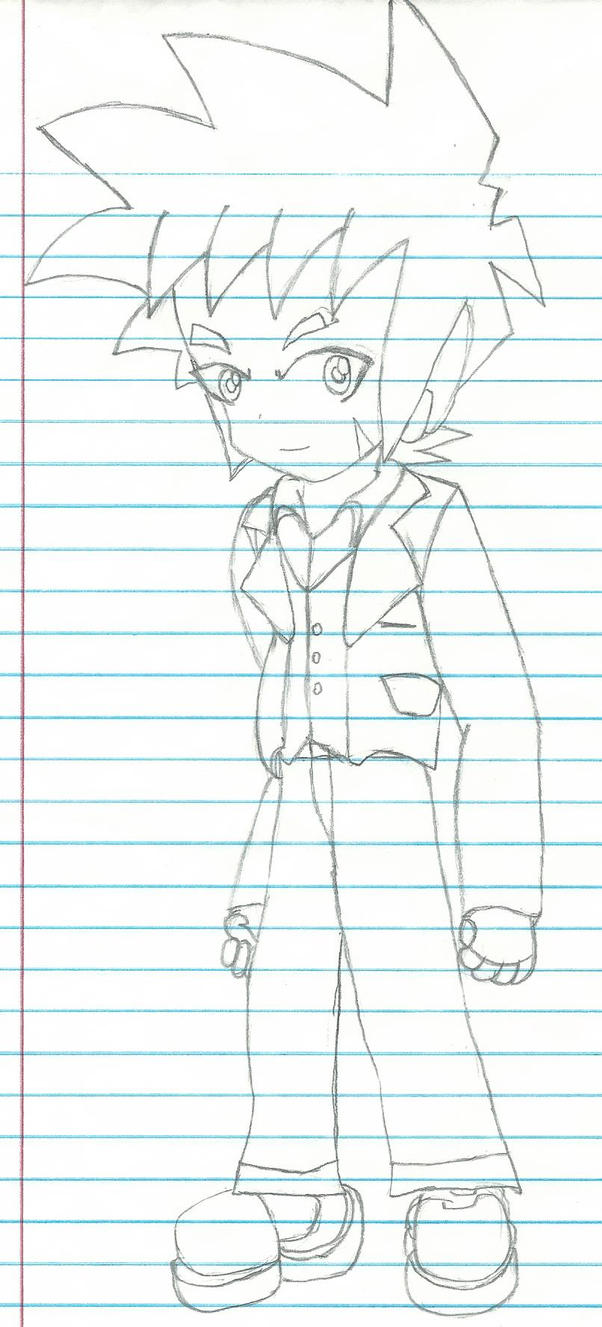 Alex in a suit by BlakeandAlex12