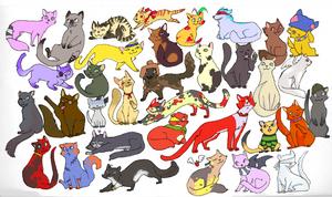 Meow :3 by DoctahSquam