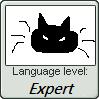 cat language expert by BRAGlNSKI