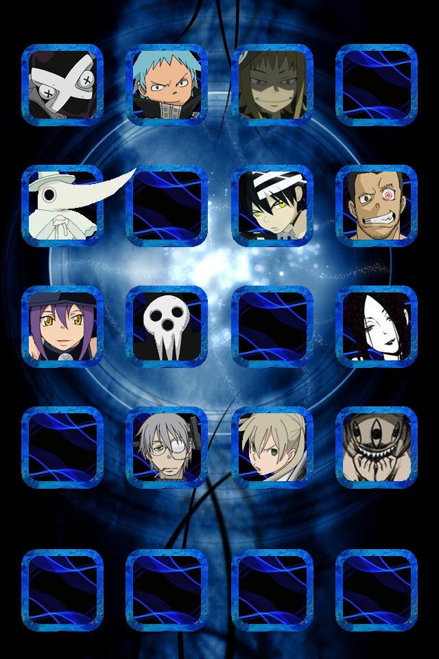 Soul Eater Wallpaper By Thescarecrowofnorway On Deviantart