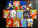 Sonic Adventure 2 paintings