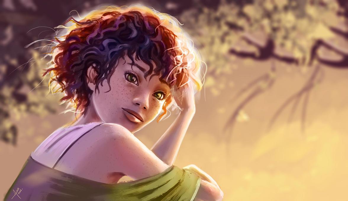 Emilie by Asur-Misoa