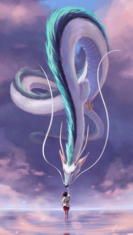 Spirited Away Fanart Chihiro By Asur Misoa On Deviantart