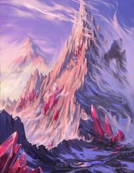 MtG Practice : Mountain