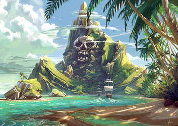 Piratas Island