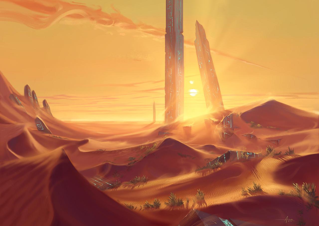 Ravendor Desert
