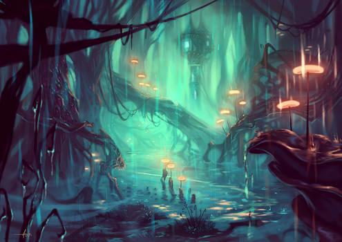 Ashentak Swamp