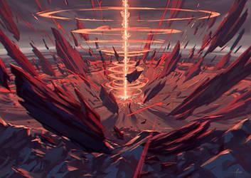 Cataclysm Crater