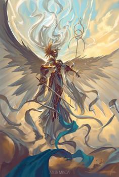 Dominic, Archangel of Judgment
