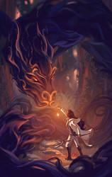 The Namer of Spirit - Book Cover