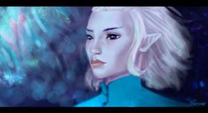 Elina awaits