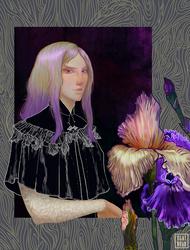 Iris Humanization by Elainuar