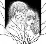 Commission. Roxanne and Cassandra by Elainuar