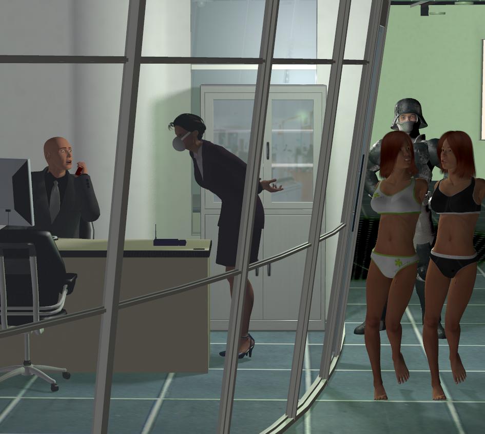 Two For Interrogation by Eidolon1