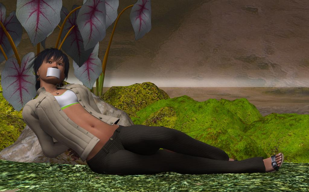 Bound Resting by Eidolon1