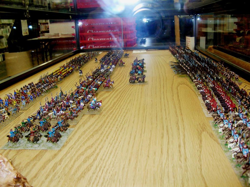 Battle of Gaugamela by Eidolon1