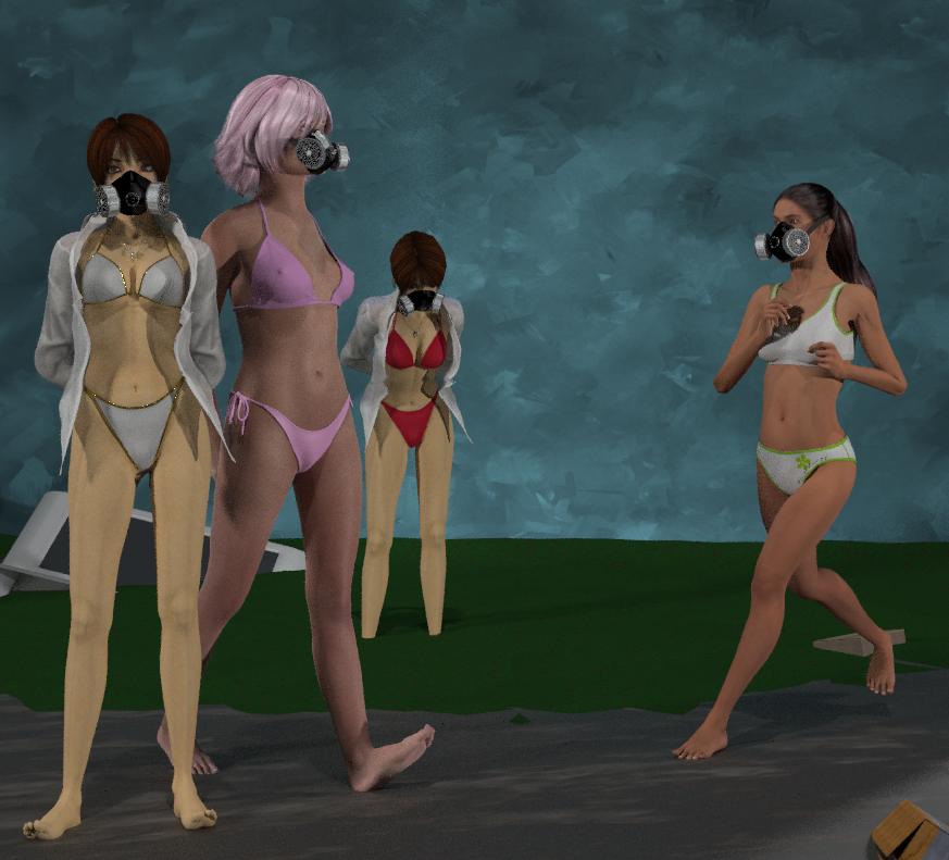 Swim If You Dare by Eidolon1