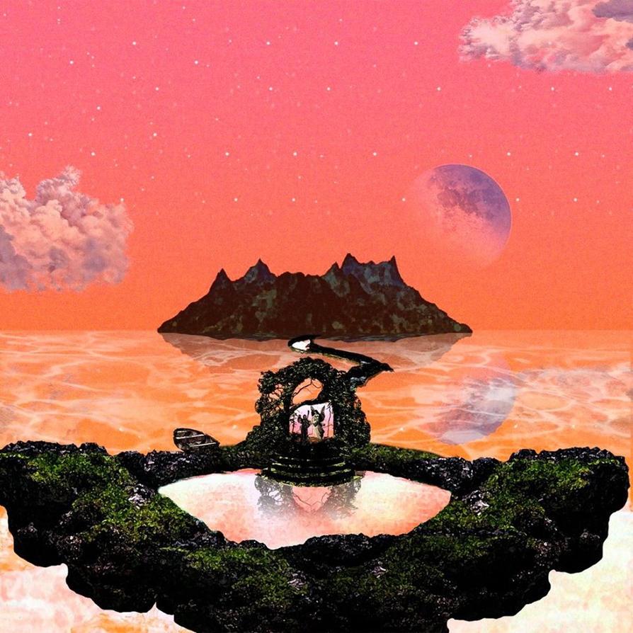 Journey to the far heaven - Side 1 by levarana86