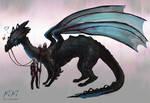 Dragon Rider Dragon