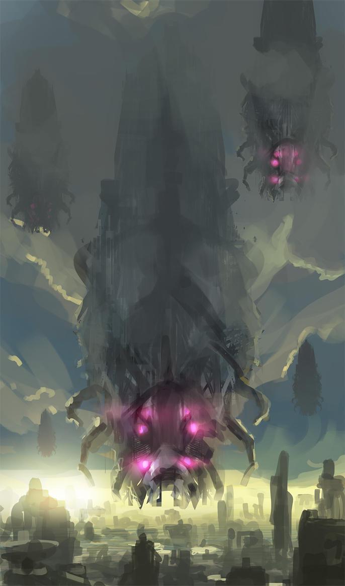 Reapers by LennartVerhoeff
