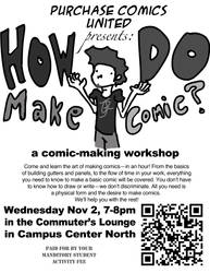 How Do Make Comic poster by Kyhan