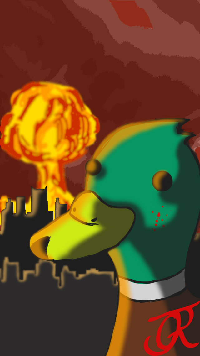 Desolation Duck
