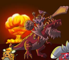 How I Explored The Kalos Region in Pokemon by Kyhan