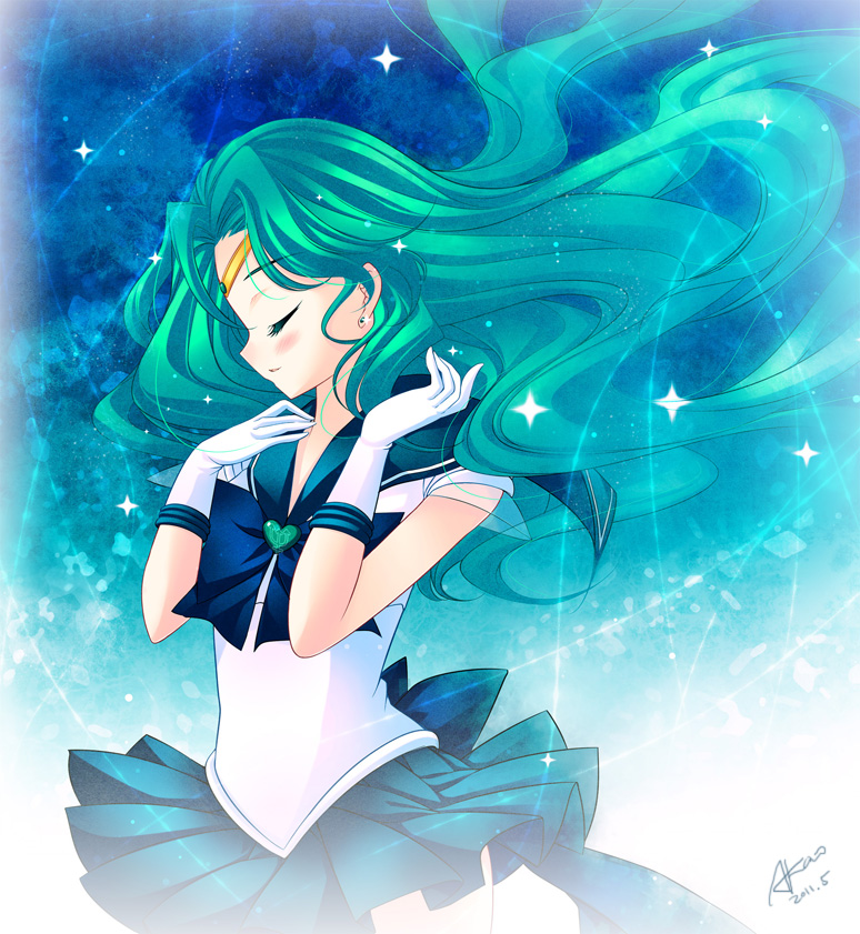 Sailor Neptune by fayyo