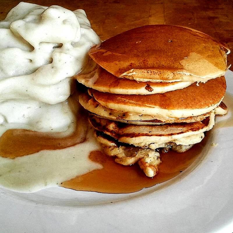 how to prepare nice pancakes