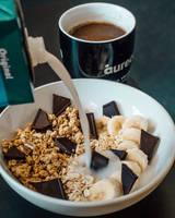 Granola and Chocolate