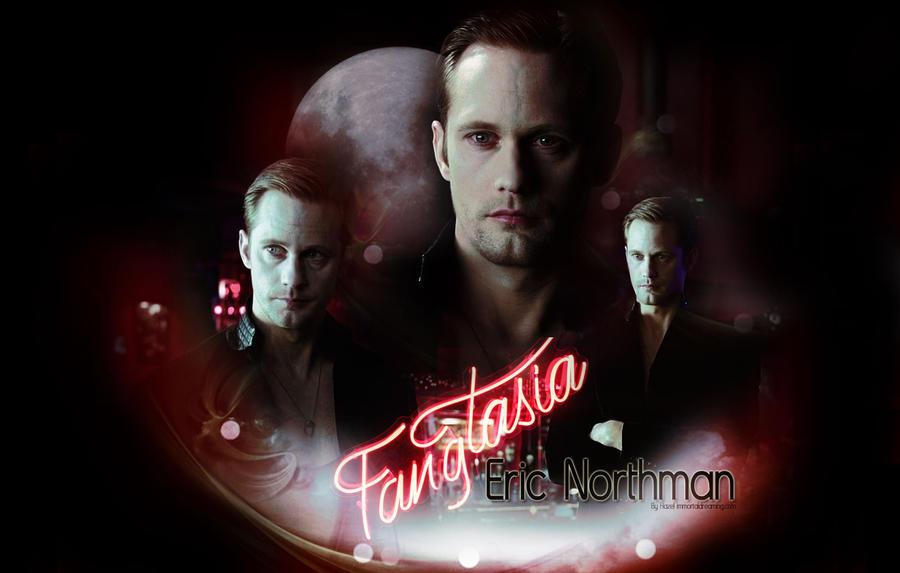 True Blood's Eric by hazelxxx