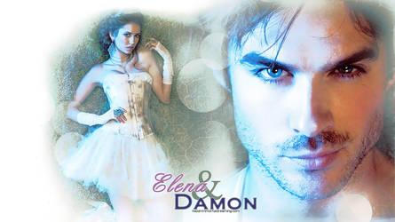 Elena And Damon S2