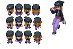 BtG Sprites: Basic poses