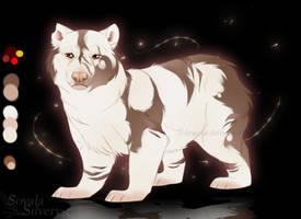 T:. Bear design to Exus-Atena by Soyala-Silveryst