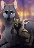 HoTL:. Kamali e Analisa by Soyala-Silveryst