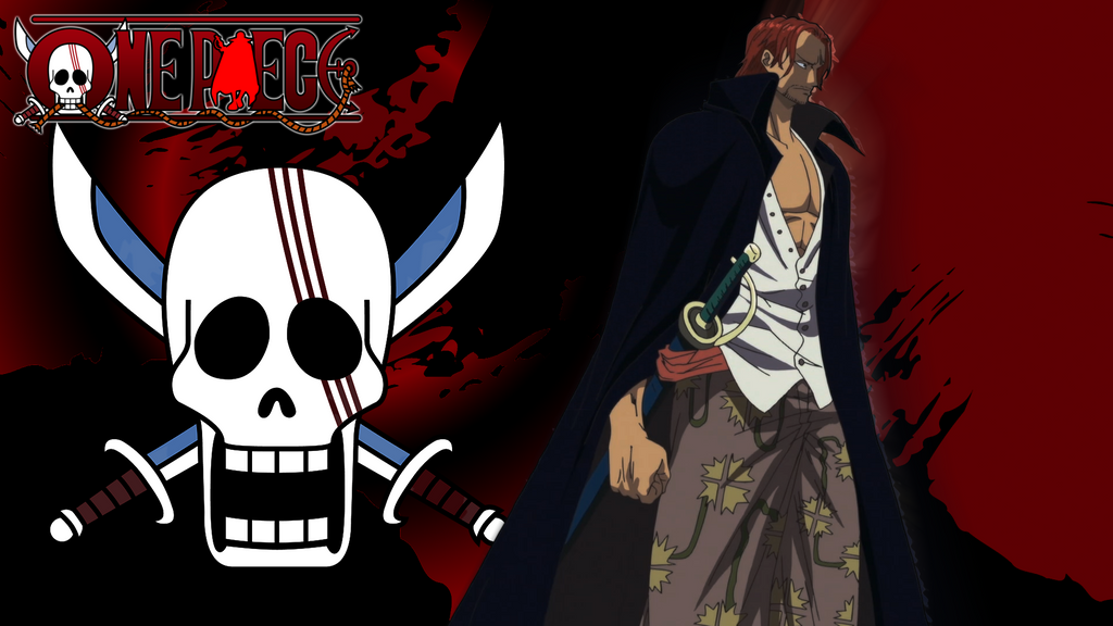 Shanks Wallpaper By Yahazugiri7