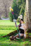 Battle Bunny Nidalee: 'The untamed know no fear'